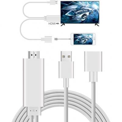Mirroring al cavo HDMI
