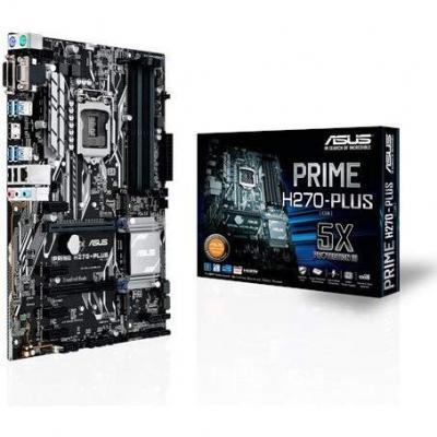 ASUS Prime H270-PLUS Scheda Madre