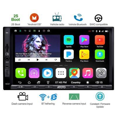 ATOTO A6 Doppio din Android Car Navigation Stereo