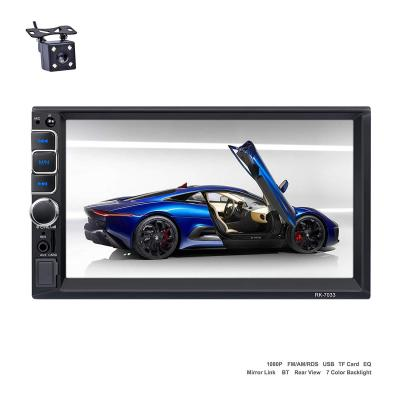 Reakosound autoradio 2 din 7 pollici Stereo Touch Screen Bluetooth