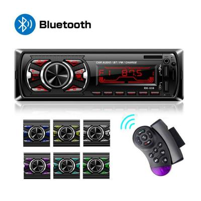 Hoidokly 1 Din Autoradio Bluetooth
