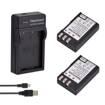 Newmowa EN-EL9 EN-EL9A Batteria