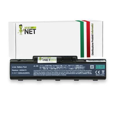Newnet Batteria AS09A61 AS09A70 AS09A31 AS09A41 AS09A51 AS09A71 da 5200 mAh Compatibile