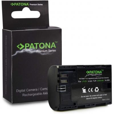 Premium Batteria LP-E6 LPE6