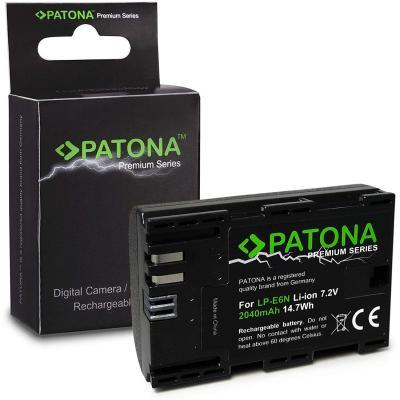 Batteria LP-E6