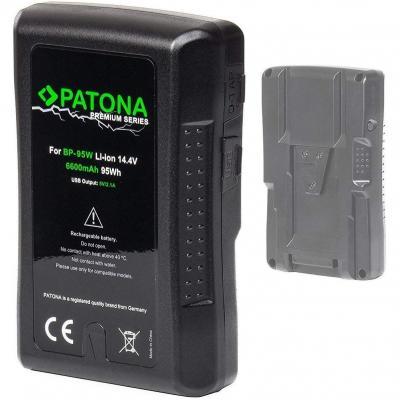 Patona Premium Batteria Per Sony BP-95W