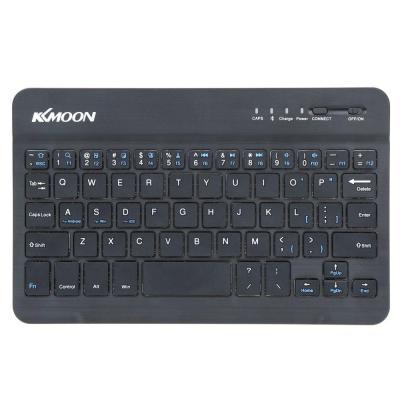 KKmoon 59 Tasti Tastiera Mini Bluetooth Keyboard Ultra Sottile