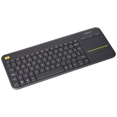 Logitech K400 Plus Tastiera Wireless