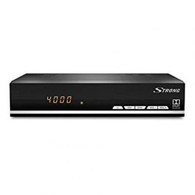 STRONG SRT 7007 Ricevitore Satellitare HD Digitale DVB-S2 HD TV