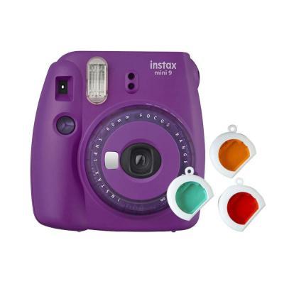 Fujifilm Instax Mini 9 Purple Fotocamera