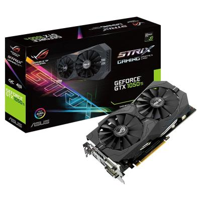 Asus Geforce Strix-gtx1050ti-o4g