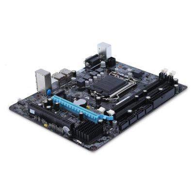 Scheda madre a 6 canali Scheda madre P55-A-1156 Computer desktop ad alte prestazioni Scheda madre Interfaccia CPU LGA 1156