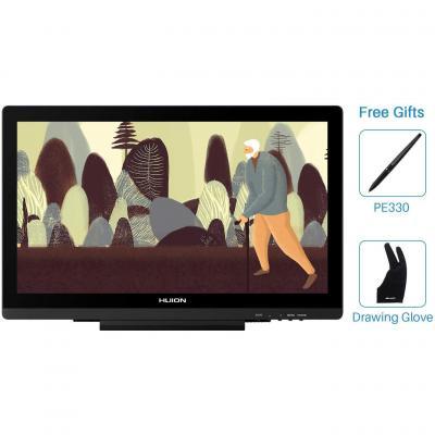 HUION GT-191 8192 Livello di sensibilità della Pressione Display