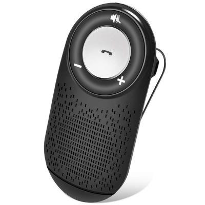 (Versione italiana) Vivavoce Bluetooth per Auto con Accensione Automatica per Chiamate Viva Voce, GPS e Musica Senza Fili Kit Vivavoce Bluetooth Connettività Dual Link per Smartphone-Clear Sound
