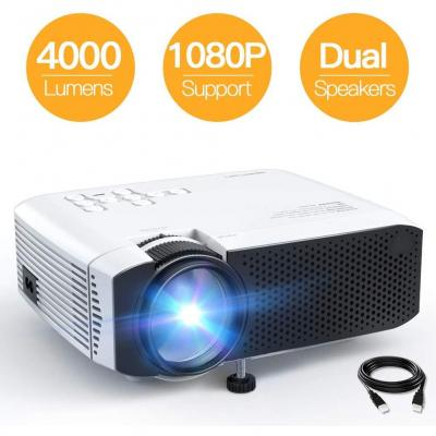 Proiettore Apeman 4000 Lumen Mini Videoproiettore