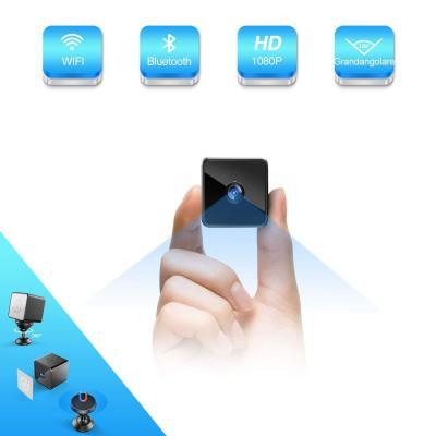 Bluetooth Mini Telecamera Spia Nascosta Wifi