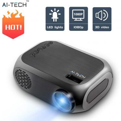Aitech Mini Proiettore Portatile