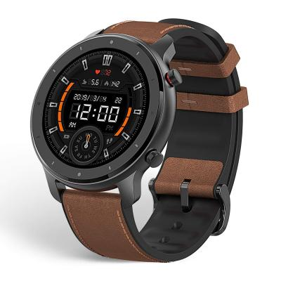 Amazfit GTR 47mm GPS Smart Watch with All-Day Heart Rate and Activity Tracking
