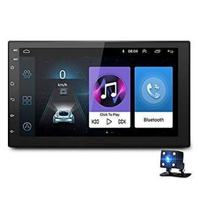 XZANTE 7 Pollici Android8.1 2 DIN Auto Dvd Radio Lettore multimediale Navigazione GPS Universale