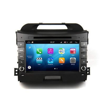 Roverone Quod Core sistema Android 8 Pollici doppio DIN autoradio GPS