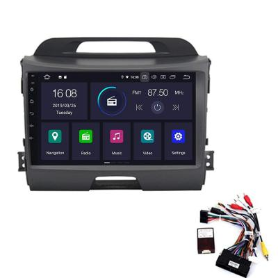RoverOne Sistema Android 7.1 Per Kia Sportage R 2011-2016 Car Radio Player