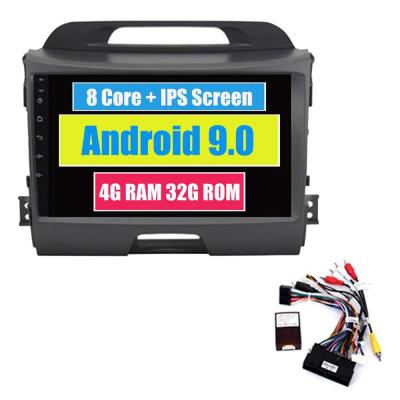 Roverone 9 Pollici Android 6.0 Octa Core autoradio autoradio GPS