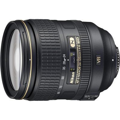 Nikon Obiettivo Nikkor AF-S 24-120 mm f 4G ED VR