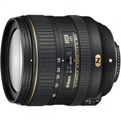 Nikon AF-S DX NIKKOR 16 80 mm 1:2