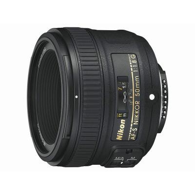Nikon Obiettivo Nikkor AF-S 50 mm f 1.8G