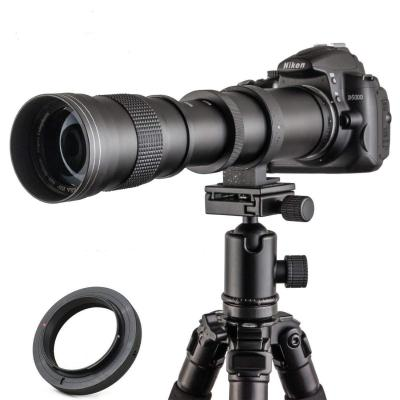 Jintu teleobiettivo zoom 420 800 mm