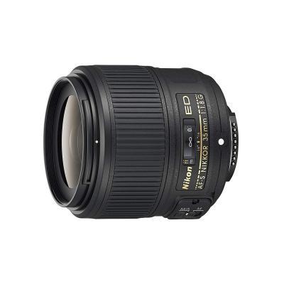 Nikon AF-S Nikkor 35mm f 1.8G ed Obiettivo