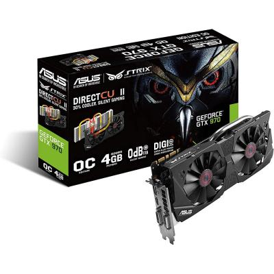 Asus GeForce GTX 970 STRIX Nvidia Scheda Video