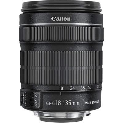 Canon Obiettivo EF-S 18-135 mm f 3.5-5.6 IS STM