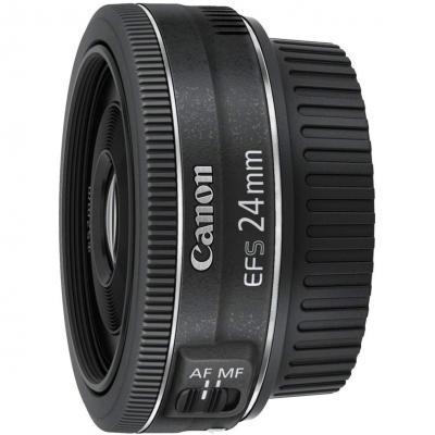 Canon Obiettivo Pancake EF-S 24 mm F 2.8 STM