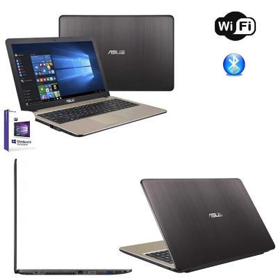 Notebook Asus Vivobook Portatile Pc Display da 15.6 Cpu AMD A6 2.60Ghz Ram 4Gb DDR4 HD 500GB Graphics Radeon R4
