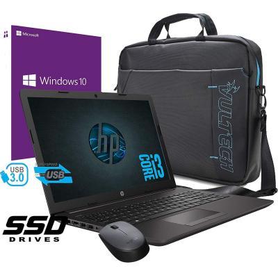 Notebook HP 250 G7 Portatile Display da 15.6 Cpu Intel core i3 7th gen 2