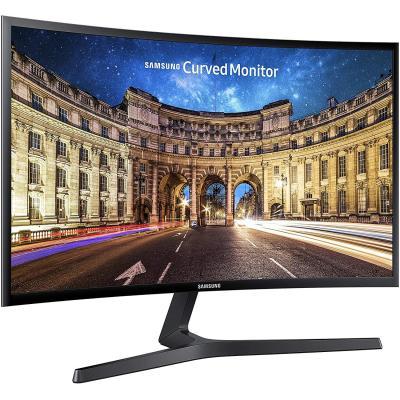 Samsung C24F396 Monitor Curvo