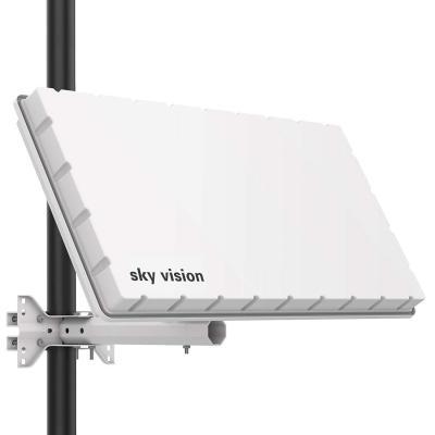 Sky Vision Flat H39 D2 Antenna satellitare