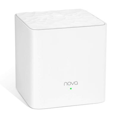 Tenda Nova MW3 Sistema WiFi Mesh AC1200 Dual Band Copertura Fino a 100 mq