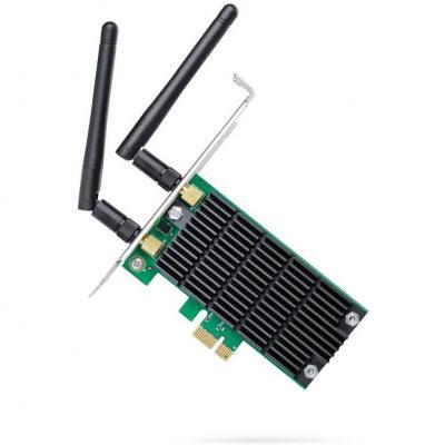 TP-Link Scheda di Rete PCI-E Wireless AC1200 Dual Band