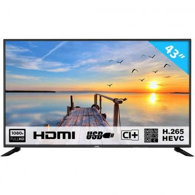 HKC 43F6: Televisore 109 cm