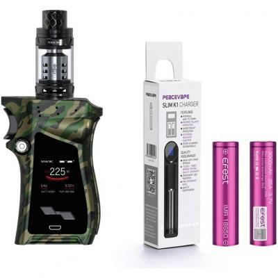 Autentico SMOK MAG KIT 225W TFV12 Prince Tank 2mL Sigaretta Elettronica