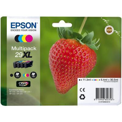 Epson 29 XL Serie Fragola Cartuccia Originale