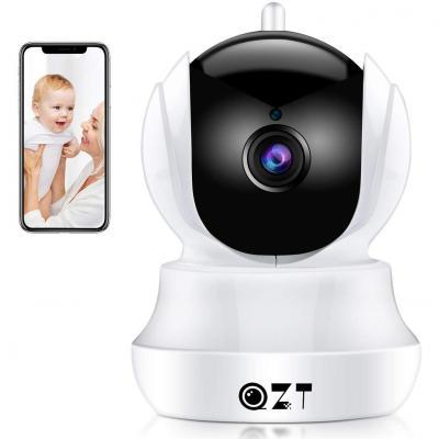 Miglior Telecamera Ip Due Antenne Camera Hd 720p Wireless Led Ir Lan Motorizzata Wifi Rete Internet
