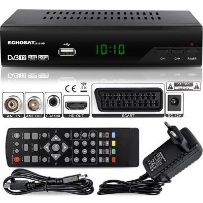Echosat 2910 S DVB-T T2 Ricevitore Digitale