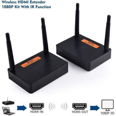 Measy Fhd676 2.4g  5g Sistema Di Trasmissione Wireless