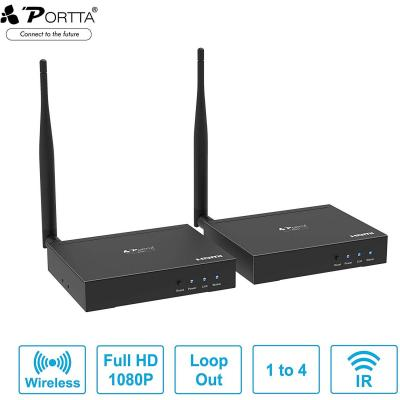 Portta Hdmi Extender Wireless