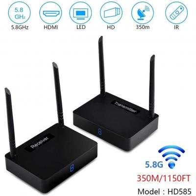 Measy Hd585 Kit Adattatore  Extender Hdmi Wireless