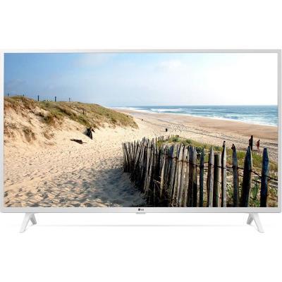 LG 43UM7390 109, 2 cm (4 4K Ultra HD Smart TV Wi-Fi Bianco,                                                                                                        Classe di efficienza energetica A,