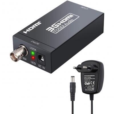 ESYNiC Convertitore HDMI a SDI 2